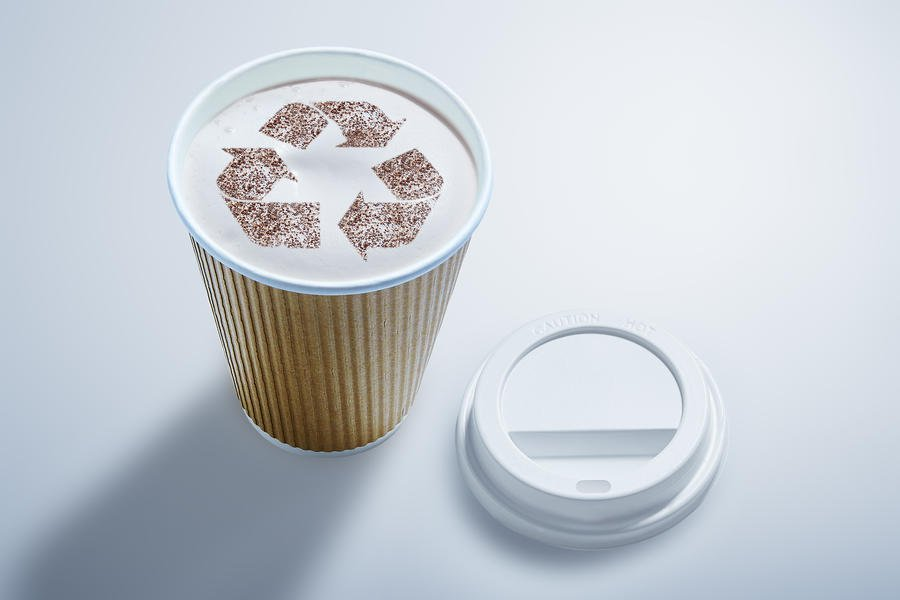 McDonald's and Starbucks collaborates to develop recyclable/compostable cup