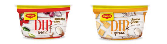 Nestlé India launches new products  into dip segment with launch of Maggi Dip & Spread