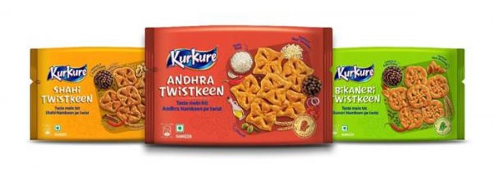 PepsiCo India launches Kurkure Twistkeens with three flavours