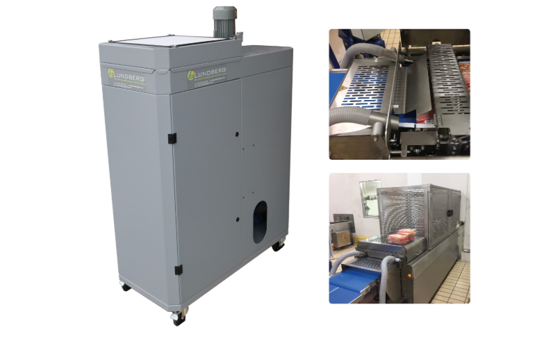 Lundberg Tech introduces the PackTrimCutter