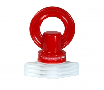 CHILD FRIENDLY POUCH SPOUTS AND CLOSURES