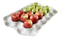 Molded Fiber Fruit Trays and Boxes