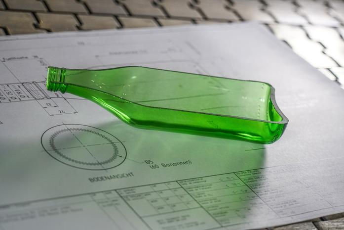 Sustainability made easy with lightweight glass