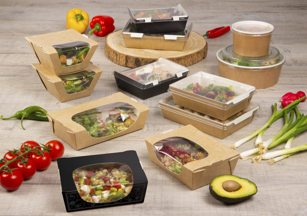 Colpac redesigns Chilled Food-to-Go range to optimise point of sale impact