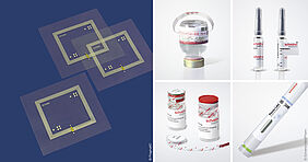 New RFID Labels for Pharmaceutical Products and Medical Devices