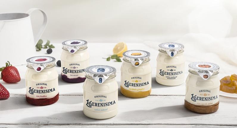 New yogurt jar to health conscious-consumers