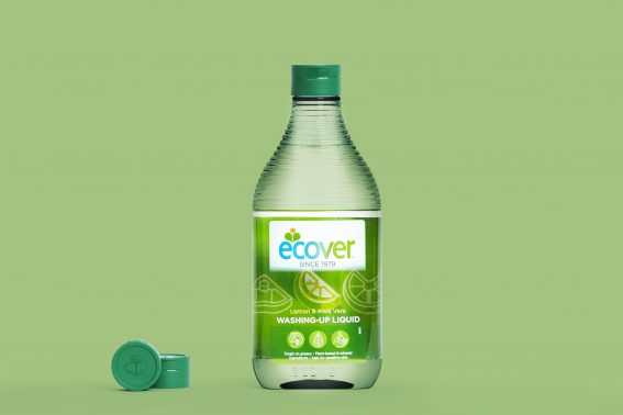 Aptar and Ecover Launch a Dispensing Closure Made of Post-Consumer Recycled Resin