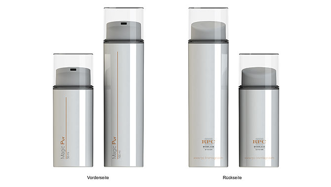 Stylish Dispenser is 'Pur' Genius