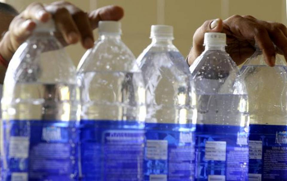 No harmful chemicals in PET bottles, finds CSIR study