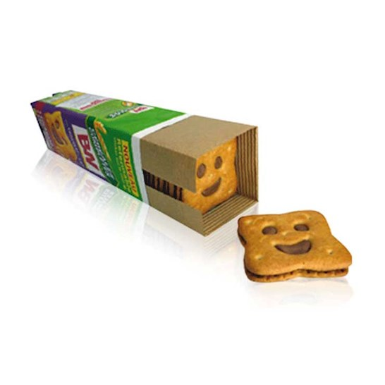Biscuit Packaging- Biscuit Liner by the Smurfit Kappa