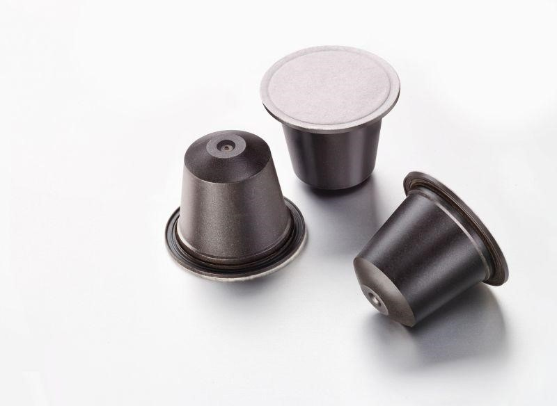 FIRST COFFEE CAPSULE COMPOSTABLE AT HOME