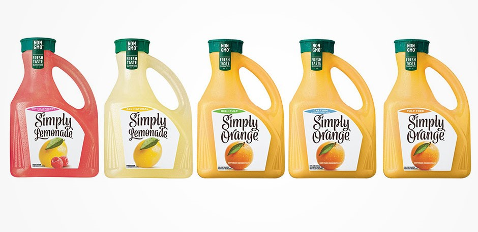 Simply Sustainable: Juice Brand's 89-Oz. Recyclable Bottle Wins Design Award