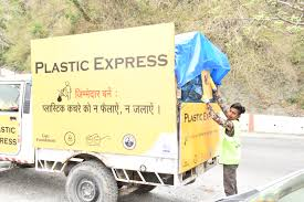 Nestle India and Gati Foundation launches Plastic Express in Uttarakhand