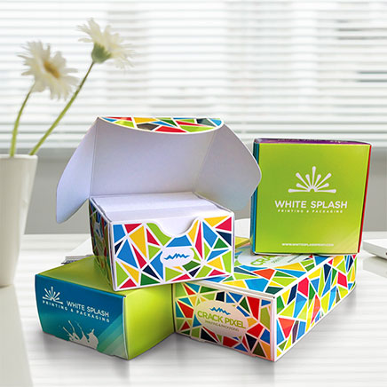Craft Your Own Innovative Custom Printed Business Card Boxes