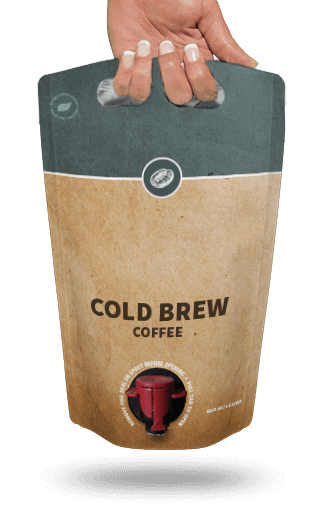 AstraPouch® Introduces New Cold Brew Coffee Packaging