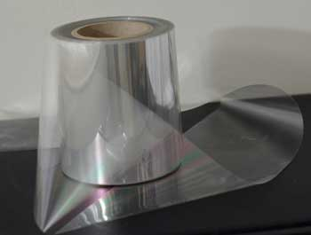 Nanocellulose coated PET film for Packaging