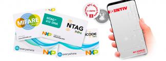 Tamper Proof RFID Labels