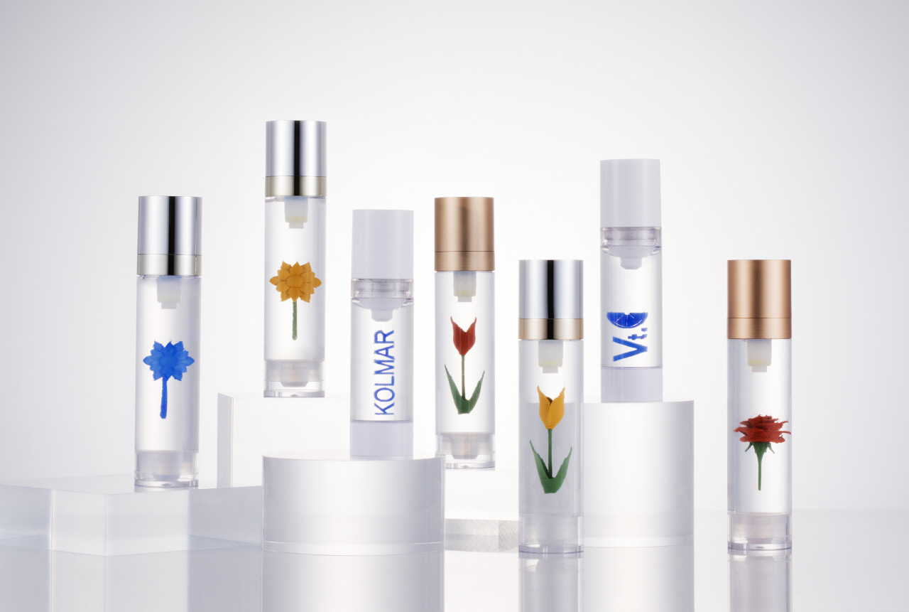 3d printed skin care products