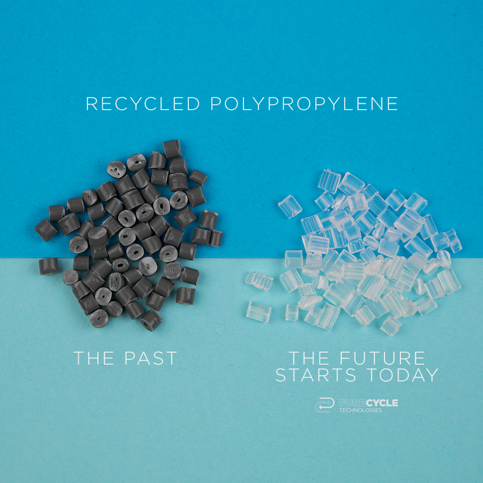 Accelerate Revolutionary Plastics Recycling