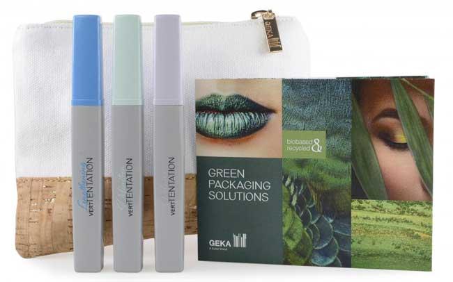 Green Mascara by GEKA