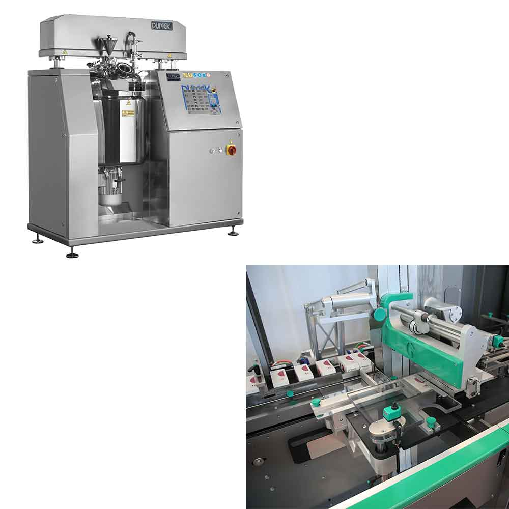 Marchesini Group: The Marchesini Group Returns To Ipack Ima With A Perfect