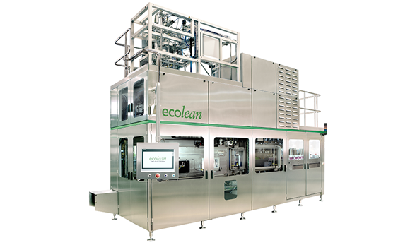 Ecolean's Aseptic Filling Machines Save Resources Maximise Operations