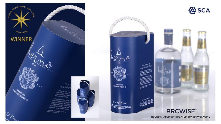 Unique Arcwise® Packaging Design wins Scan Star 2018 Award