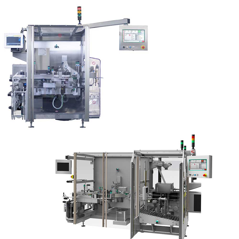 Marchesini Group: The Marchesini Group At Pharmtech 2018: Serialization