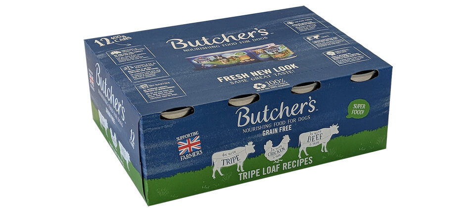 Graphic Packaging International And Butcher's Team Up To Reduce Plastic Packaging Waste In Pet Care