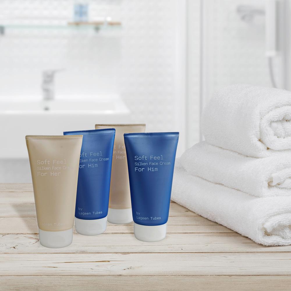 New SoftFeel™ Effect for skincare tube packaging