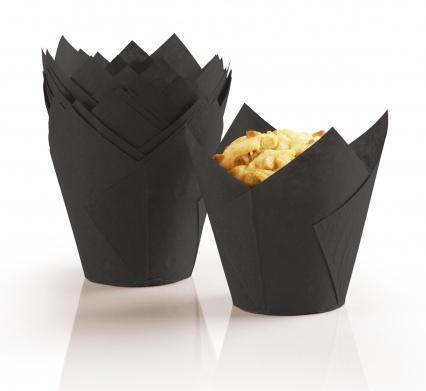 i2r unveils stylish black 'tuxedo' tulip muffin wrap