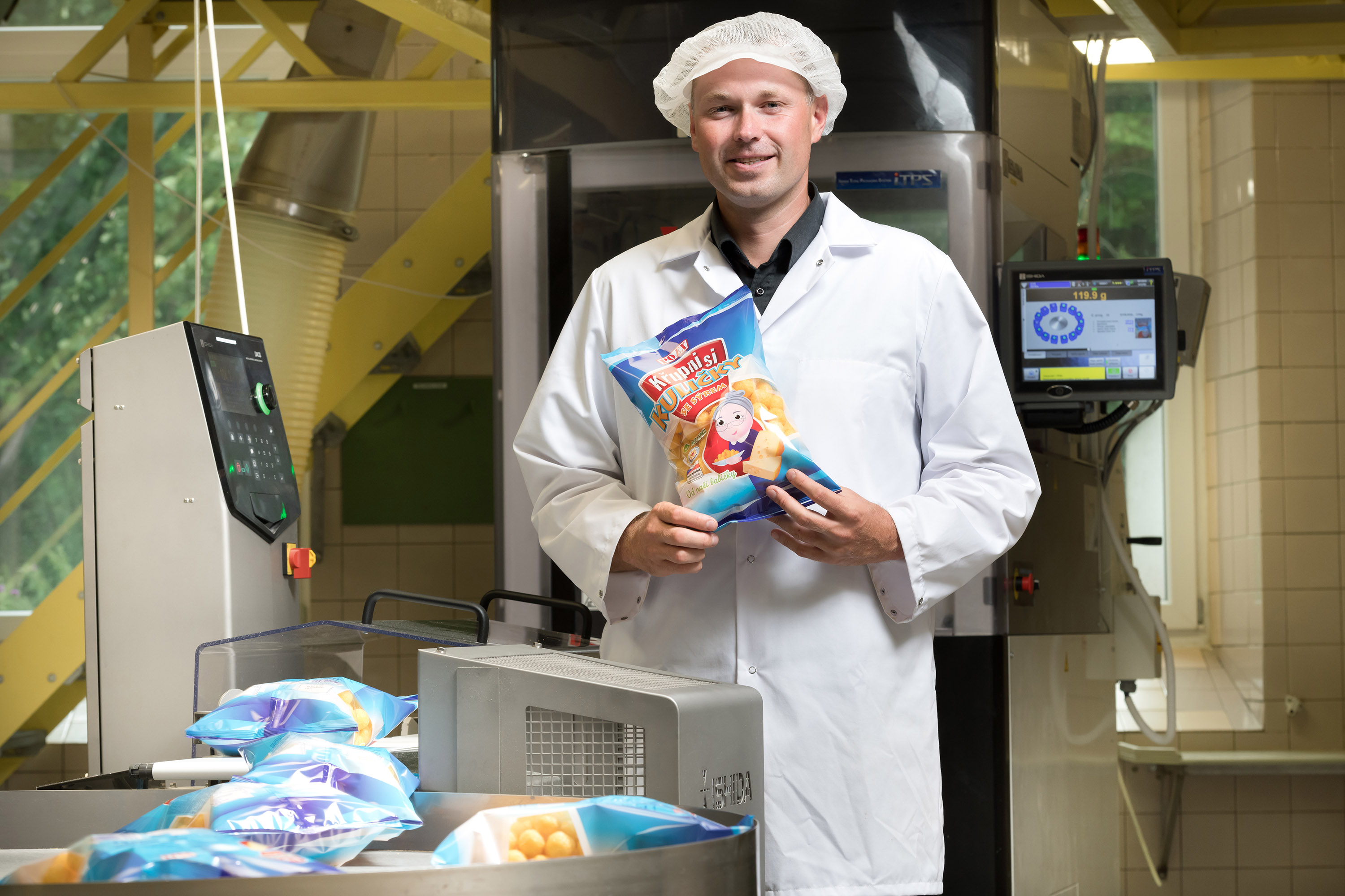 Ishida Snacks Solution Delivers High Speeds for Small Bags