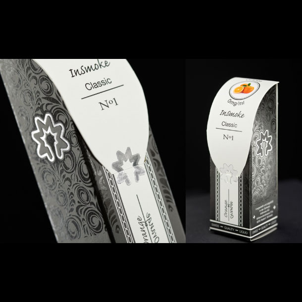 Design Award for InShape packaging