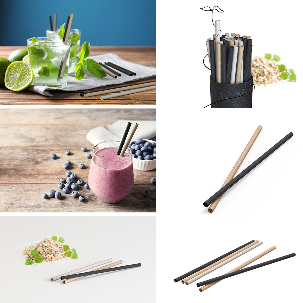 Stora Enso and startup Sulapac have joined forces to develop renewable and biodegradable straws