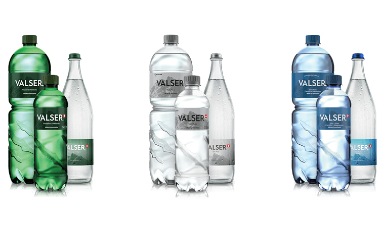 Valser, The New Packaging : Metaphor of Strength without Limits