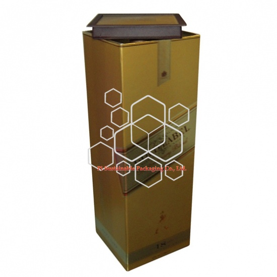 Wine packaging boxes can enhance your brand image