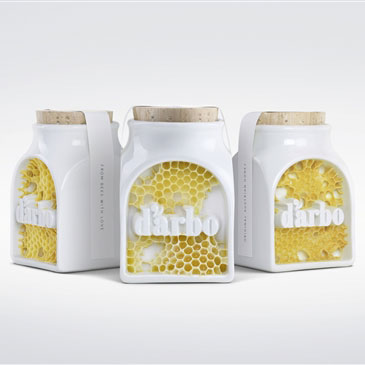 Signed by Bees - Packaging Design by Darbo Focuses on Beers