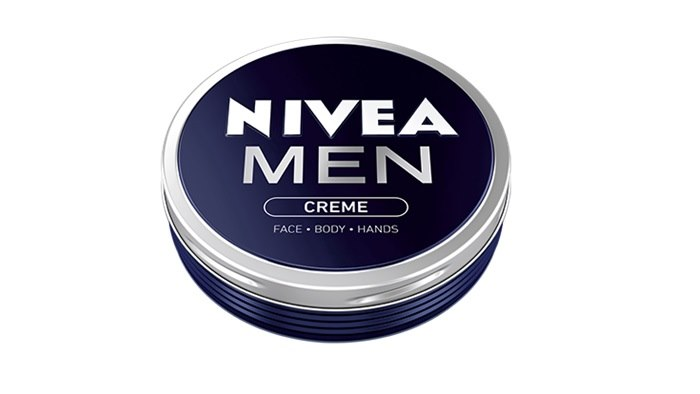 Nivea Men Cream in Blue Tin