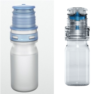 Ophthalmic Squeeze Dispenser