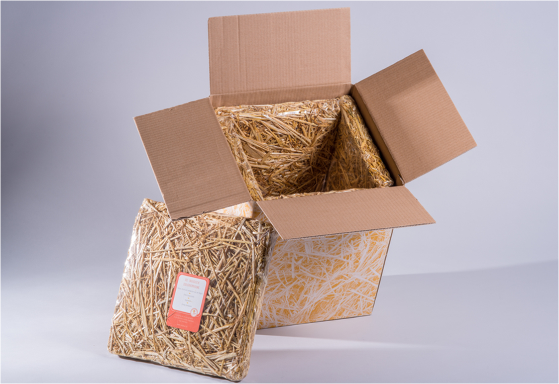ecological insulation packaging