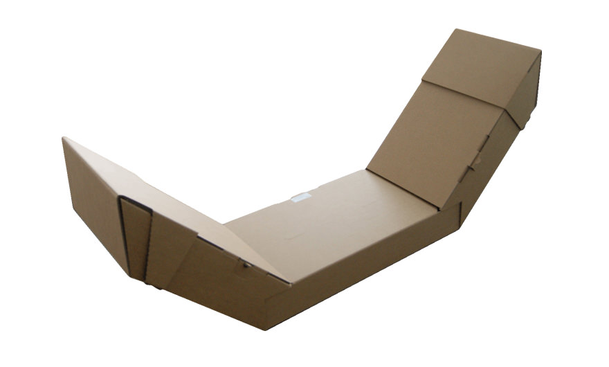 Banana Box – Packaging for car bumpers
