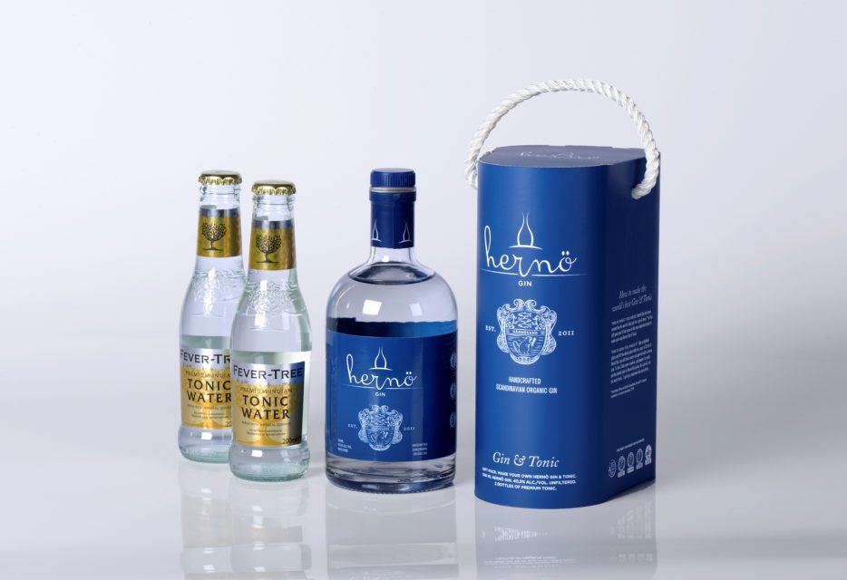 THE WORLD'S BEST GIN & TONIC SOLD IN ARCWISE® PACKAGING!