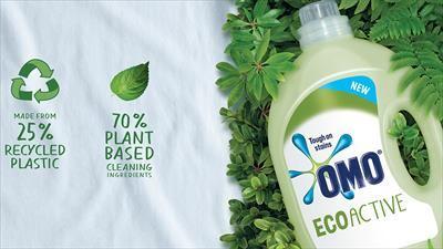 The detergent brand creating a circular plastics economy