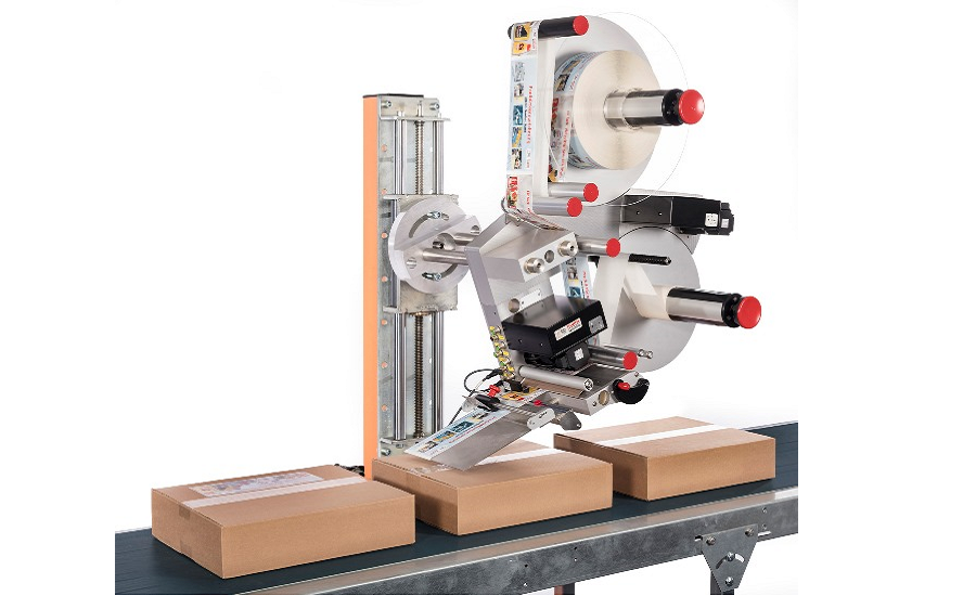 High Speed Labeling in a Modular Design