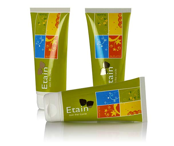 ETAIN: Fully Recyclable Packaging Tube