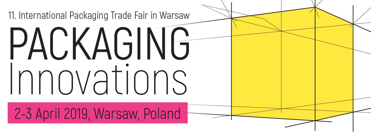 International Packaging Trade Fair in Warshaw, Poland: 2-3 April 2019