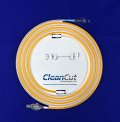 "CleanCut Technologies' ""Dual Hoop Catheter DISK"" Honored with Dow's Gold Award for Packaging Innovation"