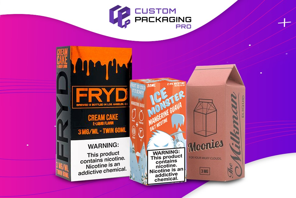 E-Liquid Boxes and Sales Strategy