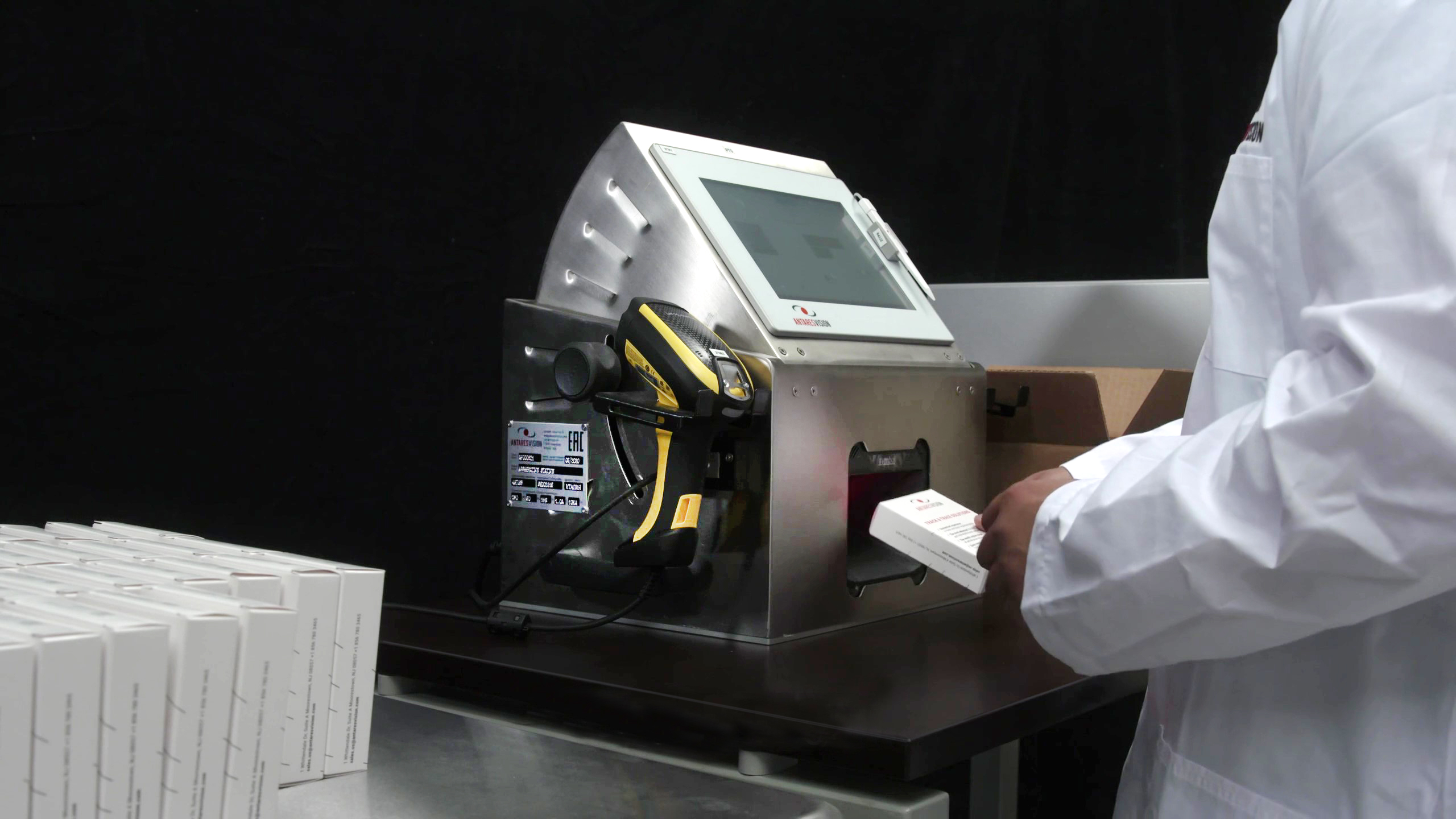 At Pack Expo Las Vegas, Antares Vision Group to Demo New Mini Manual Aggregation Station for Small- to Mid-Sized Production, Among Other Recently Introduced Traceability & Inspection Solutions