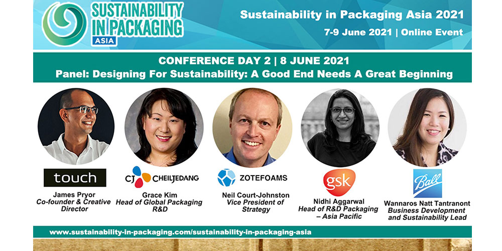 Veolia, GSK, CJ CheilJedang, Colgate-Palmolive, WestRock, SABIC, HAVI, Johnson & Johnson, Amcor and more confirmed to speak at Sustainability in Packaging Asia this June